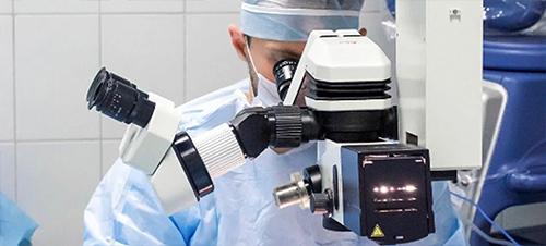 Микрохирургия глаза Оренбург - Операции по полису ДМС (СОГАЗ)